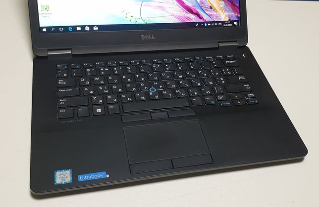 "DELL LATITUDE E7470 14""FullHD IPS 1920 1080