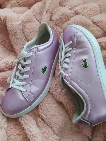 Oryginalne buty Lacoste