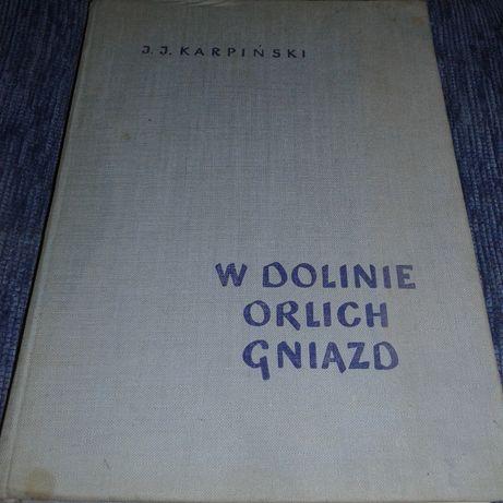W dolinie Orlich Gniazd, J. J. Karpiński