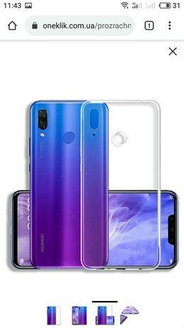 Чехол для Huawei P smart plus