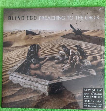 """Винил фирм. новый BLIND EGO (RPWL) """"Preaching To The Choir"""" 2020г."""