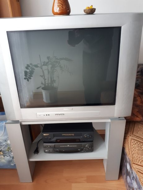 Philips TV crt z podstawą