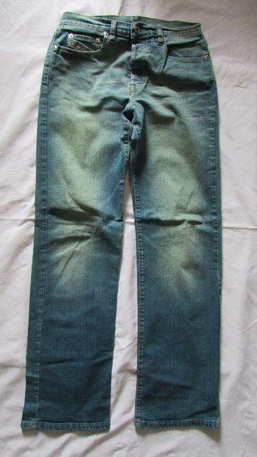 Spodnie DIESEL 29/32 jeans ideał włoskie S