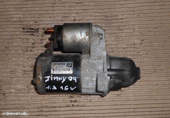 Motor de arranque para Suzuki Jimny 1.3 gasolina (2009) 31100-63J0