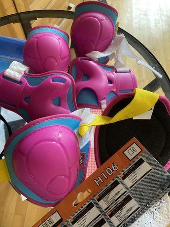 Ochraniacze dla dziecka na rolki wrotki rozmiar S