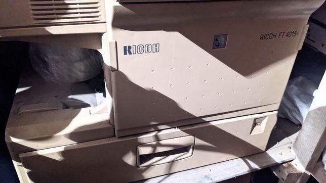 Мфу принтер лазерный Ricoh FT-4015