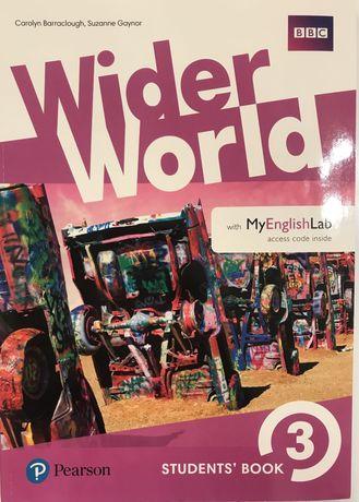учебник по английскому Wider World 3
