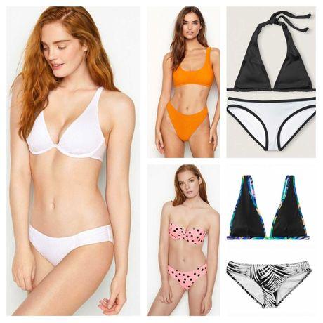 Эффектный купальник Victorias Secret топ и плавки оригинал Виктория