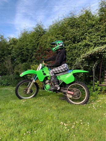 Kawasaki kx 125 2t po remoncie + 4l oleju GRATIS