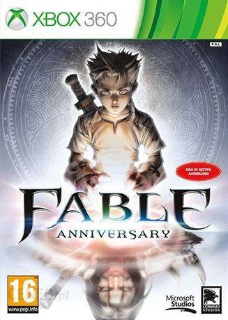 Gra Xbox FABLE Anniversary nowa, pudełko zafoliowane