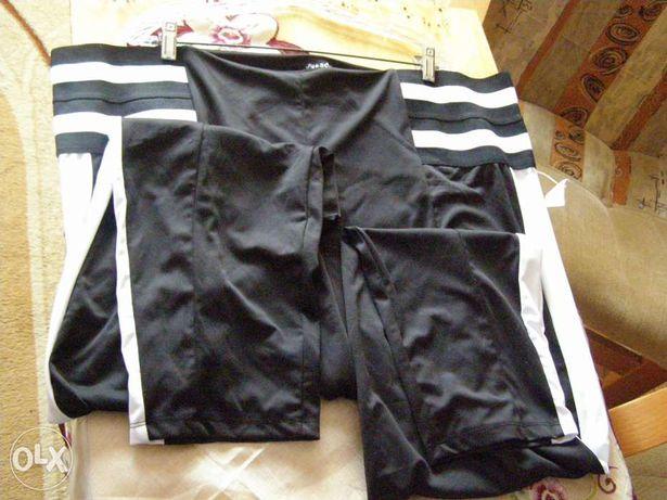 Spodnie damskie-duży rozmiar.