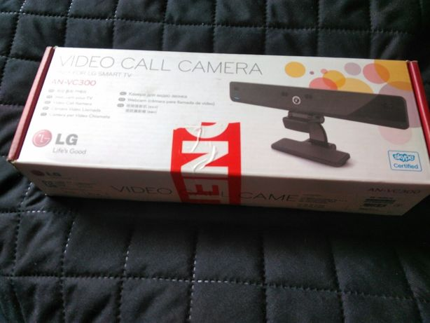 Smart TV kamera LG