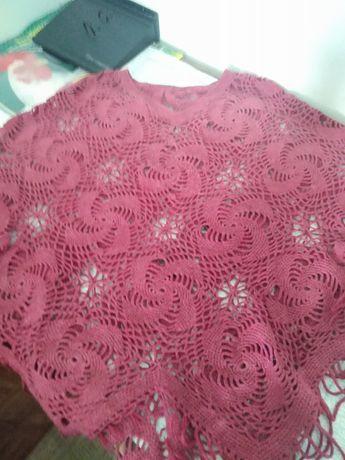 Продам красивенный свитер-пончо