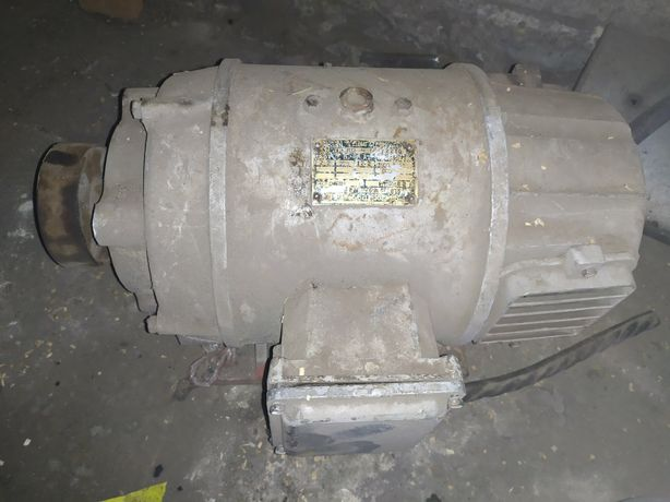 Двигун постійного струму ДП160МГ