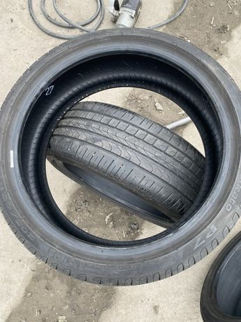Продам резину Pirelli Cinturato P7 Runflat, 205/40 R18