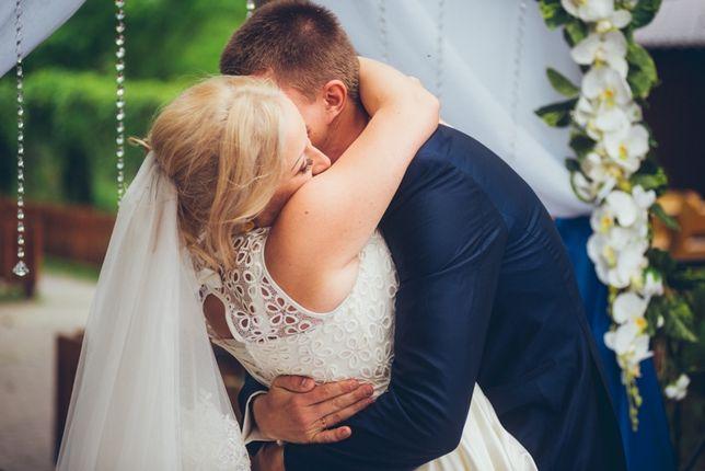 Брендова весільна сукня Daria Karlozi, свадебное платье + фата 155 см