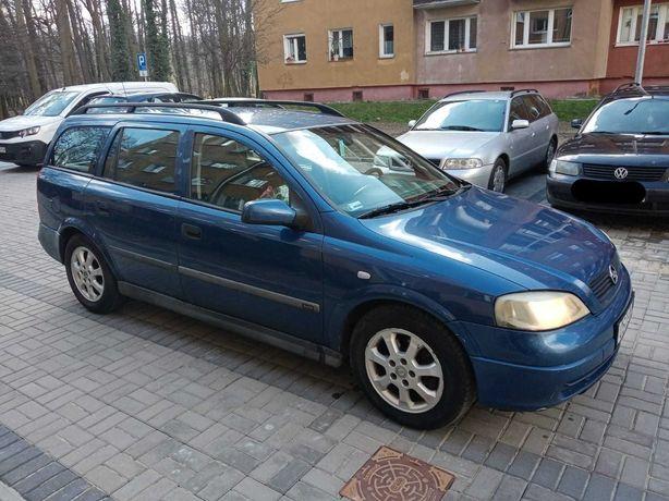Opel Astra 2.0 DTI