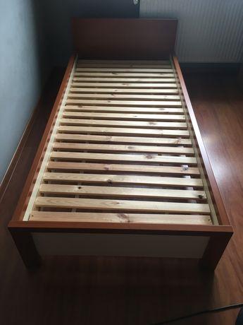 Łóżko mlodzieżowe BRW 90x200