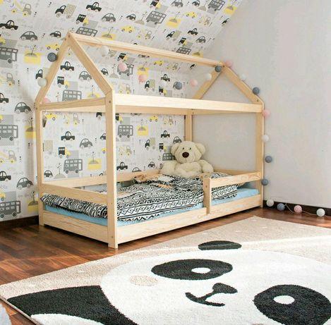 Łóżeczko domek 160x80