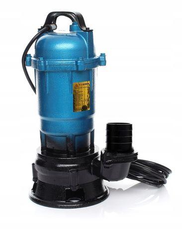 Nowa MOCNA Pompa do szamba wody brudnej z rozdrabniaczem 3050 ŻELIWNA