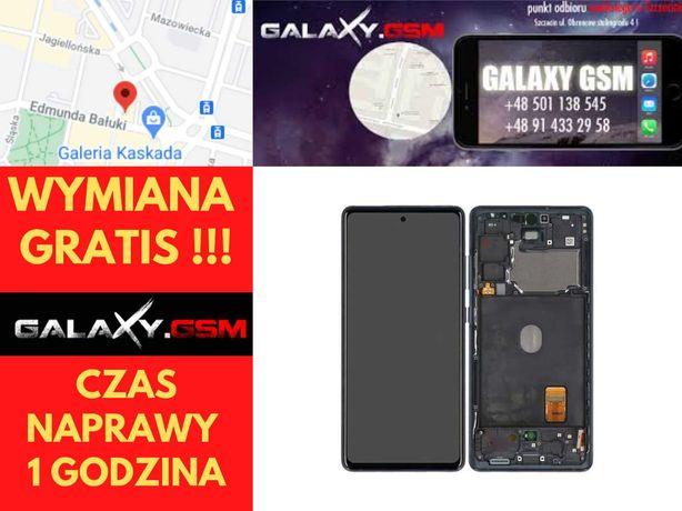 Samsung Galaxy S20 FE Wyświetlacz Oryginał Wymiana GRATIS