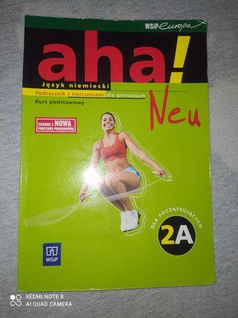 Sprzedam podręcznik książkę do j. Niemieckiego 2A