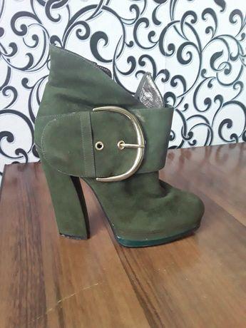 Продам или обменяю ботинки