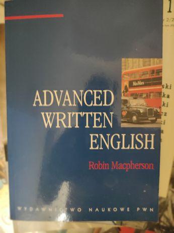 (ksiazka angielski) Advanced written english