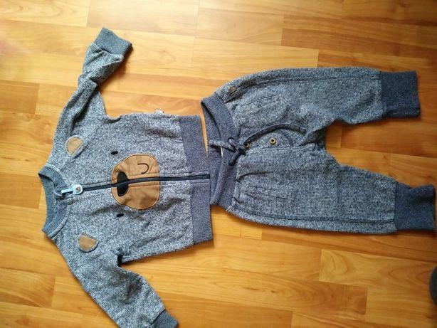 Komplet baggy bluza Coccodrillo