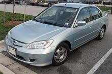 Honda Civic 7a. Geração para peças originais