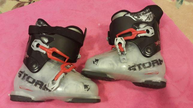 Buty narciarskie 240 junior