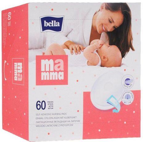 Лактационные вкладыши Bella Mamma, 60 шт.