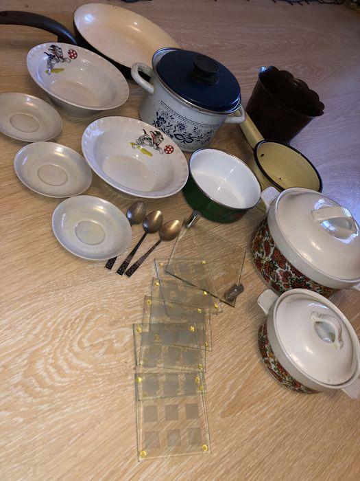 набір різного посуду Ивано-Франковск - изображение 1