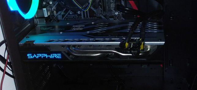 Placa Amd RX580 Sapphire 4Gb
