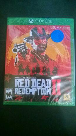 Crash N-Sane Trilogy Red Dead Redemption 2.Диск Xbox One