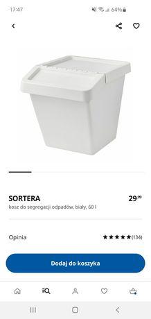 Sortera 60l Ikea pojemnik