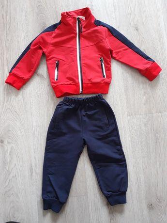 Спортивный костюм для мальчика на 1 год до 90 см