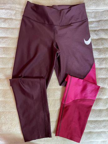 Leggings Nike Power bordeaux/rosa (S) [ULTIMO PREÇO]