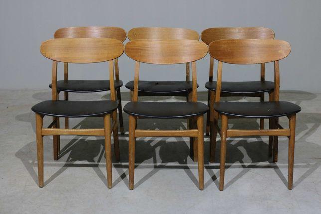 NOVIDADES   Cadeiras nórdicas em faia e teca