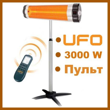 UFO 3000W Инфракрасный обогреватель с пультом  Domotec
