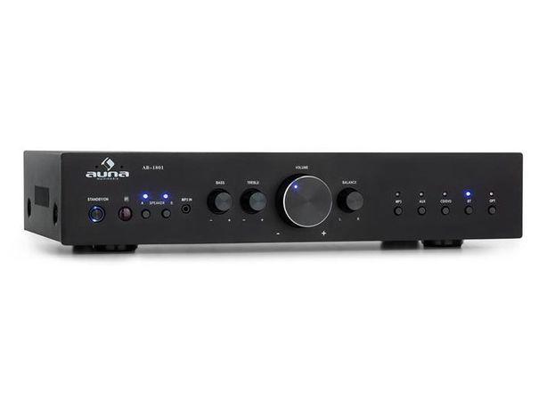 Wzmacniacz stereo Auna AV2-CD608BT HiFi