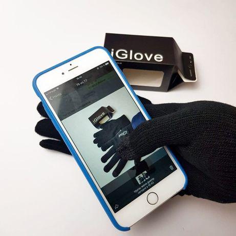 Сенсорные перчатки iGlove.