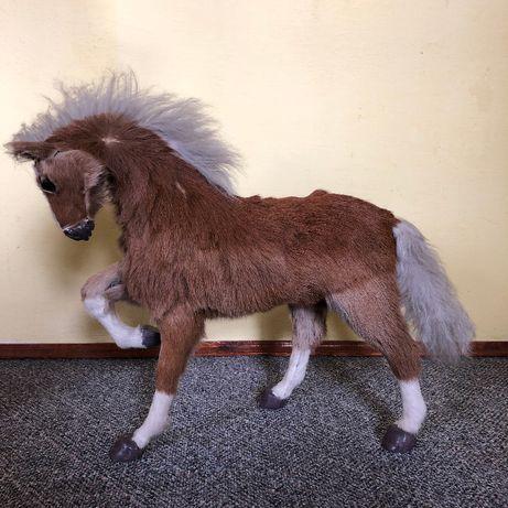 Model konia pokryty naturalnym włosiem, PILNE