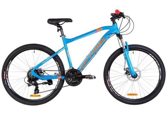 Продам новый велосипед Оптима F1 алюминиевая рама