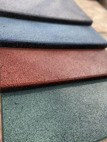Виробництво резинової плитки