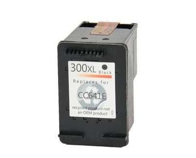 Tinteiro Compatível HP 300XL Preto (CC641EE)