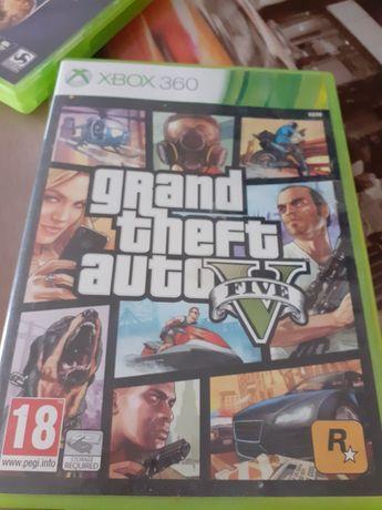 Gry  na Xbox360!