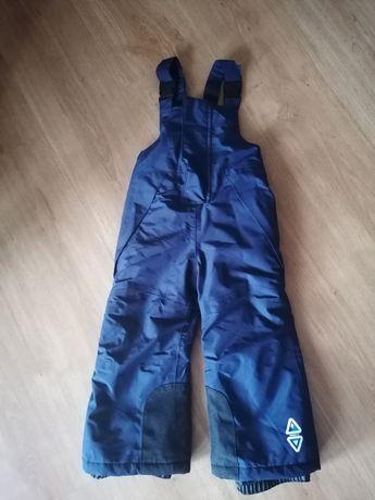 Spodnie narciarskie r. 86/92