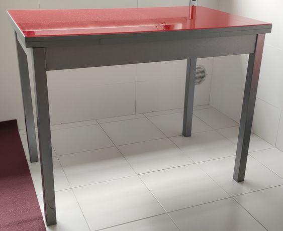 Mesa extensível 100(150)x60cm