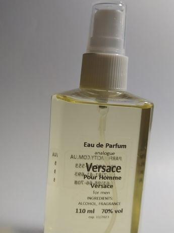 2 парфюма женский + мужской bomshell Victoria secr Versace pour homme